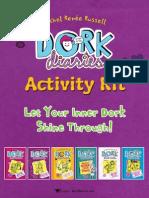Dork Diaries Kit