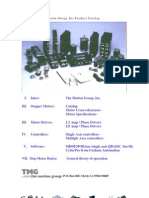 stepper motors catalog