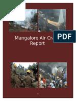 Mangalore Air Crash Report