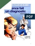 Suzanne Pairault Infirmière 18 Florence Fait Un Diagnostic 1981
