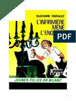 Suzanne Pairault Infirmière 14 L'Infirmière Mène l'Enquète 1978