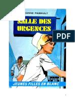 Suzanne Pairault Infirmière 12 Salle Des Urgences 1976