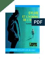 Suzanne Pairault Infirmière 07 Sylvie Et l'Homme de l'Ombre 1973