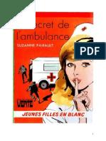 Suzanne Pairault Infirmière 06 Le Secret de l'Ambulance 1973