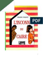 Suzanne Pairault Infirmière 05 L'Inconnu Du Caire 1973