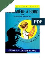 Suzanne Pairault Infirmière 03 Infirmière à Bord 1970