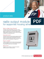 6 1 3Radio Output Module 869MHz Data Sheet (1)