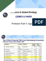 Cemex Case study