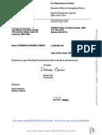 Pedro Cordero-Cordero, A205 569 129 (BIA June 30, 2014)