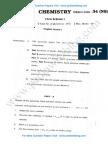 Chemistry March 2014 New Scheme English Version
