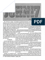 1992 Issue 1 - John 17