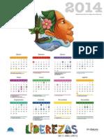 Calendario Liderezas Final