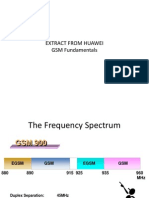 Extract From Huawei Gsm Fundamentals