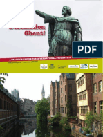 Brochure DestinationGhent