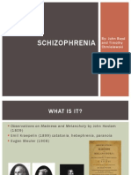 Schizophrenia Providence Summer Program
