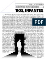 Nosotros, Infantes (Oja x Oja 2014-08-04)