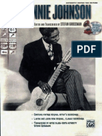 Lonnie Johnson Masters of Country Blues