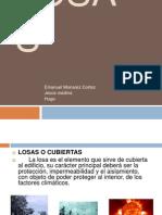 Presentacion de Losas Garreta