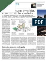 Infraestructuras Invisibles, El Futuro de Las Ciudades