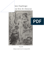 Cuarto Libro Chitarrone Kapsberger