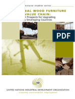 Global Wood Furniture Value Chain