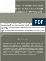 heart failure geriatri