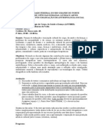 Antropologia Corpo Saude Doença_programa_2012