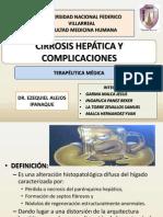 Cirrosis HepaticSeminario A