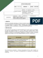 Acta de Conciliacion Contrato 500-Ge-ps-0192-2012 _ Agosto 2013