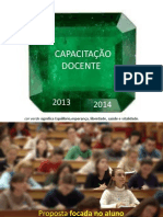 CAPACITAÇÃO DOCENTE