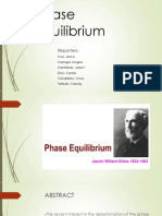 Group1 Report Phase Equilibrium