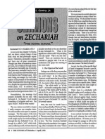1992 Issue 4 - Sermons on Zechariah