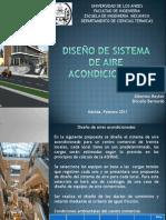 Proyecto Aire Avanzado Presentación