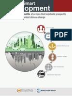 Climate Smart Development