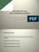 Historia de Las Telecomunicaciones(Individual)