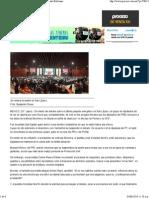 """01-08-14 Crispación en San Lázaro Por """"Viborita"""" y Audio Contra Beltrones"""