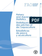 FAO Yearbook. Fishery and Aquaculture Statistics. 2012
