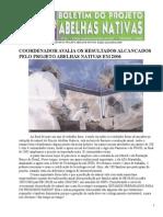 Boletim Amavida - Projeto Nativas n€¦° 20