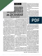 1992 Issue 6 - Sermons on Zechariah