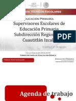 Consejo Tecnico 2014-2015