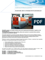 Machine Datasheet SBO 10-10 POLARIS Upgraded
