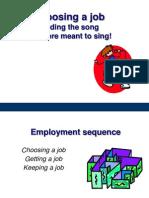 3  choosing a job