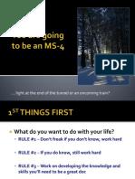 Ms 4 Scheduling