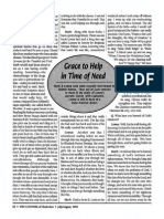 1992 Issue 7 - Grace to Help in Time of Need Part 2 - Counsel of Chalcedon