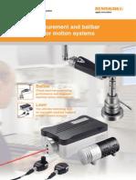 Laser Measurement and Ballbar Diagnosis