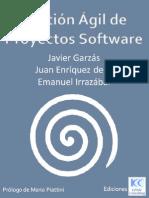 Gestión Ágil de Proyectos de Software