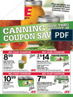 Seright's Ace Hardware 2014 Canning Book