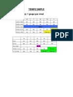 Ejemplos de Cronograma 2013