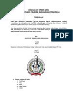 2013 Anggaran Dasar Dan Anggaran Rumah Tangga Ppi India Hasil Revisi Mta 2013
