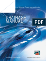 SANRAL Drainage Manual